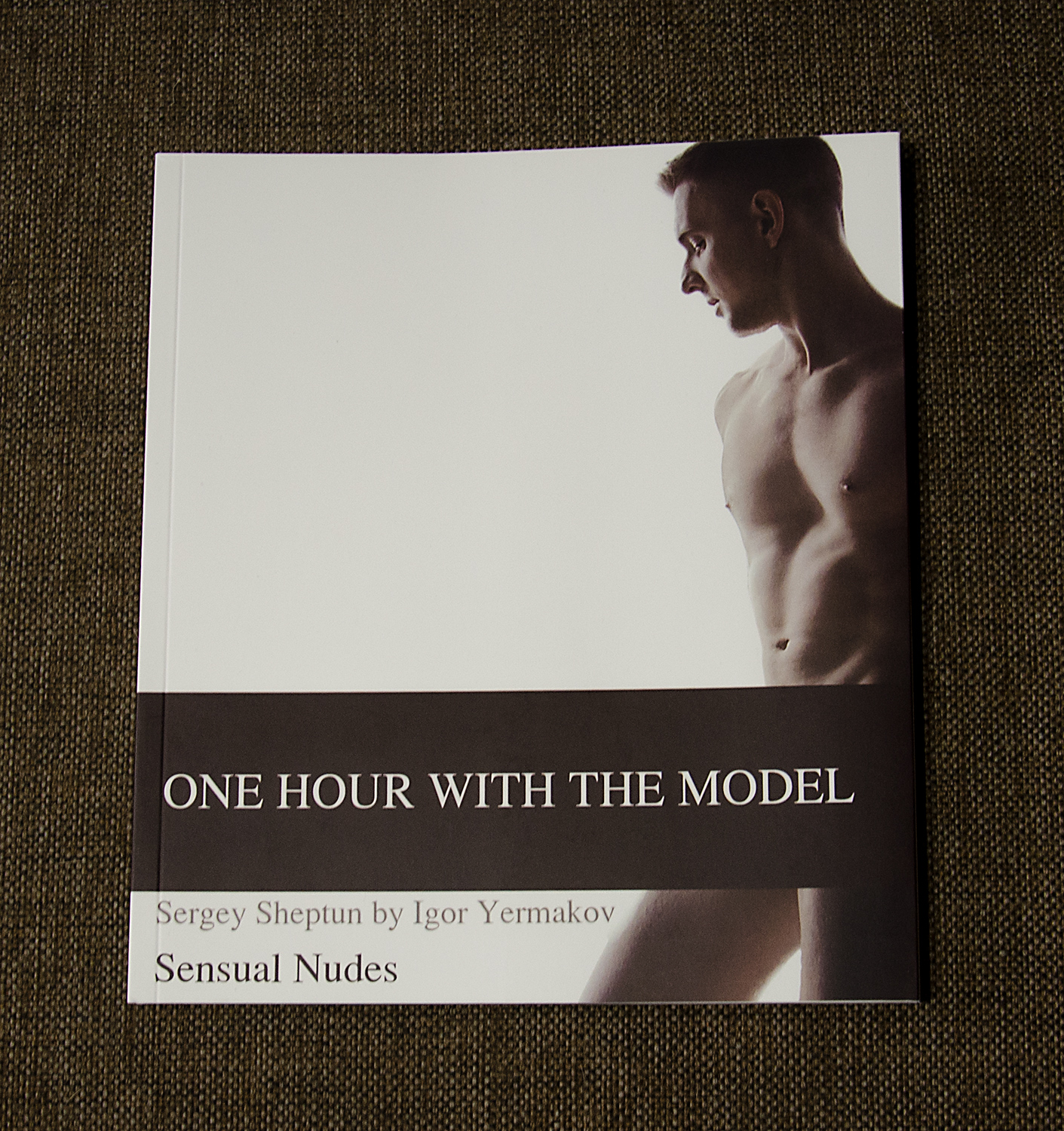 """Book """"One Hour With The Model"""""""