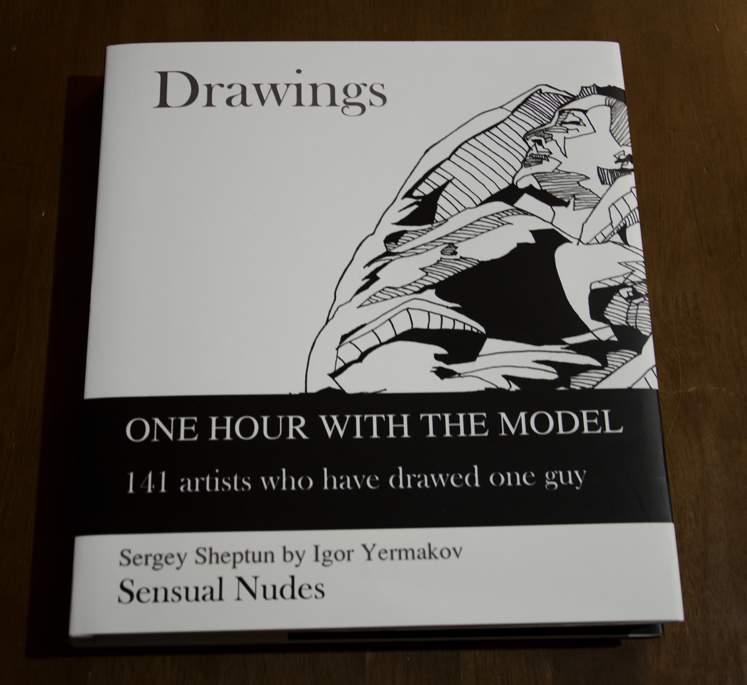 """Draw Book """"One Hour With The Model"""""""